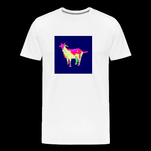 Barry Goat IRIDESENCE - Men's Premium T-Shirt
