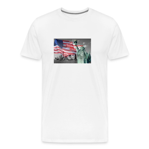 USA Independence Day - Men's Premium T-Shirt