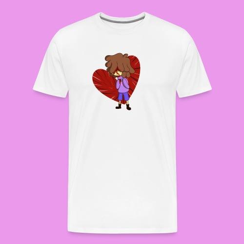 Zombie Frisk - Men's Premium T-Shirt