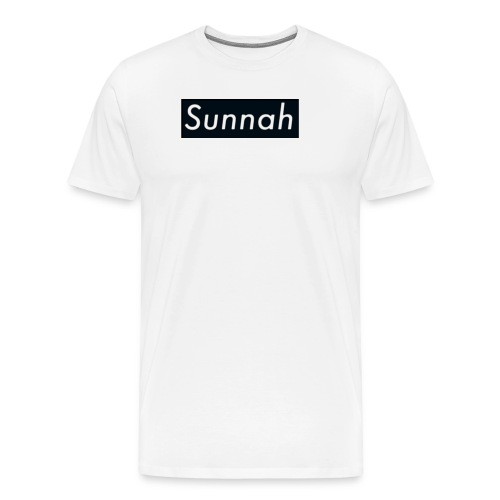 Sunnah - Men's Premium T-Shirt