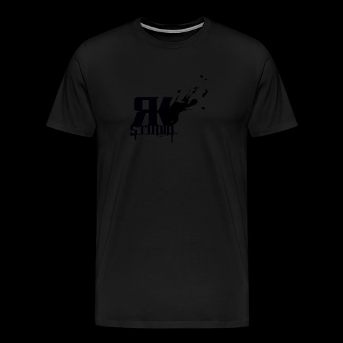 RKStudio Black Version - Men's Premium T-Shirt
