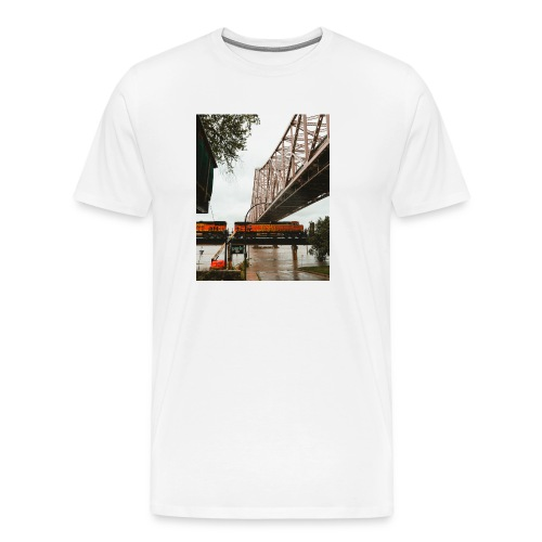 Bridge to Nowhere - Men's Premium T-Shirt