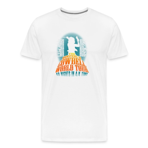 monstersofcowbellback - Men's Premium T-Shirt