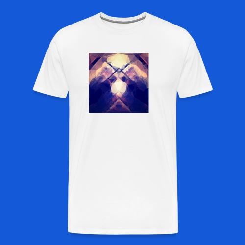 The Blurred Lines - Men's Premium T-Shirt