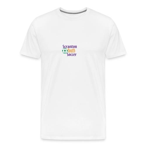 Scranton Youth Soccer 1 - Men's Premium T-Shirt