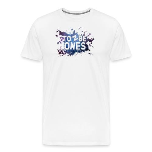 Zevz TBH TShirt Design 2 png - Men's Premium T-Shirt