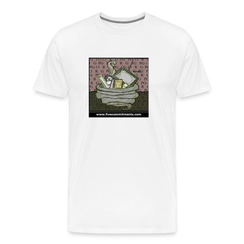 abstainshirt - Men's Premium T-Shirt