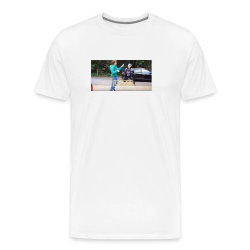 DTB Highfive - Men's Premium T-Shirt