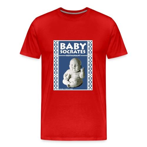 baby soc - Men's Premium T-Shirt