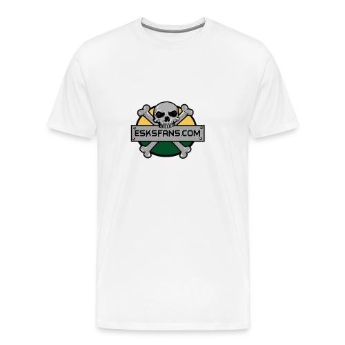 esksfans logo - Men's Premium T-Shirt