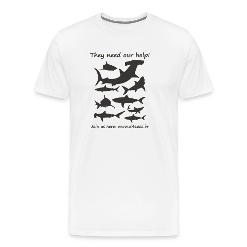 They need our help! - Men's Premium T-Shirt