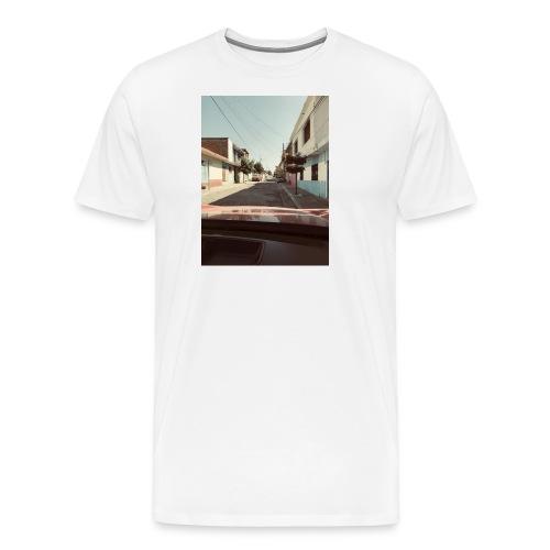 4C38F372 68BC 4691 83F4 F4D0686FDD20 - Men's Premium T-Shirt