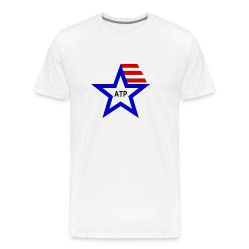 Americas Third Party Logo - Men's Premium T-Shirt
