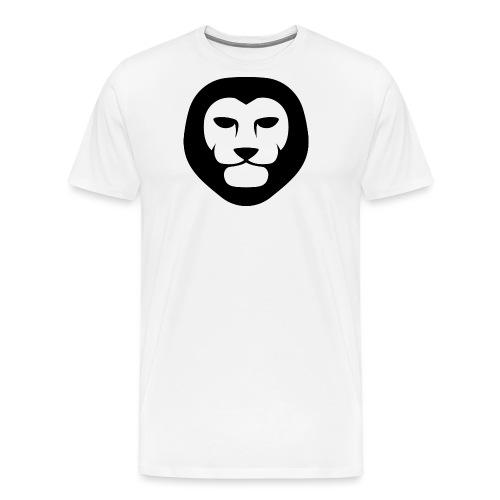 IndieLion Logo black png - Men's Premium T-Shirt