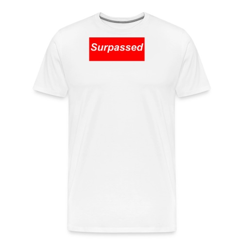 surpassed logo - Men's Premium T-Shirt