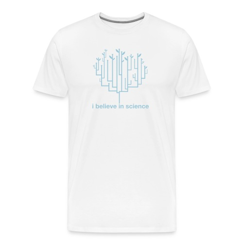 science - Men's Premium T-Shirt