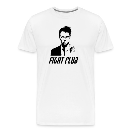 Fight Club Premium T-Shirt (Men) - Men's Premium T-Shirt