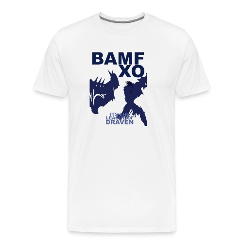 DRAV copy png - Men's Premium T-Shirt