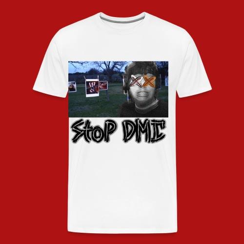stitches - Men's Premium T-Shirt