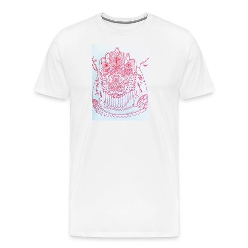 Stranger - Men's Premium T-Shirt
