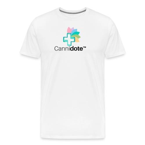 3 CANNIDOTE - Men's Premium T-Shirt