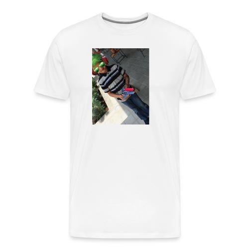 fernando m - Men's Premium T-Shirt
