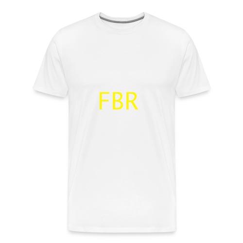 fbr1 - Men's Premium T-Shirt
