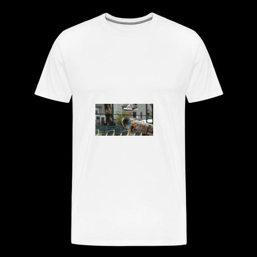 heelflip - Men's Premium T-Shirt