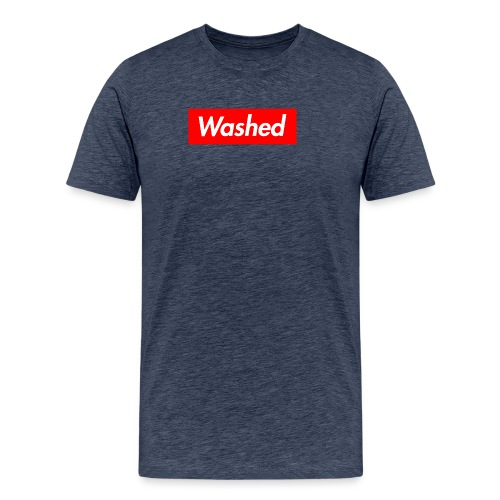 WASHED (SUPREMELY) - Men's Premium T-Shirt