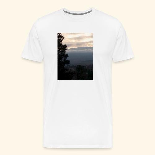 Rainy Day - Men's Premium T-Shirt