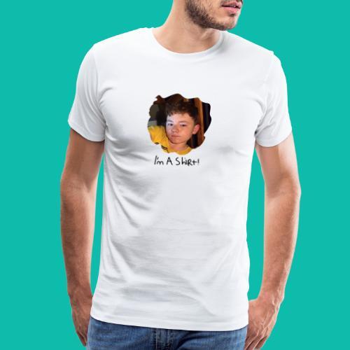 imma shirt. (White shirt is recomemded) - Men's Premium T-Shirt