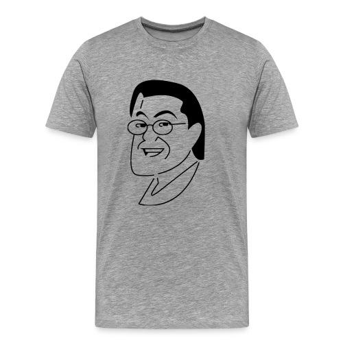 billputt bubble from online - Men's Premium T-Shirt
