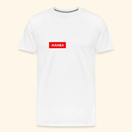 Supreme Mamba - Men's Premium T-Shirt
