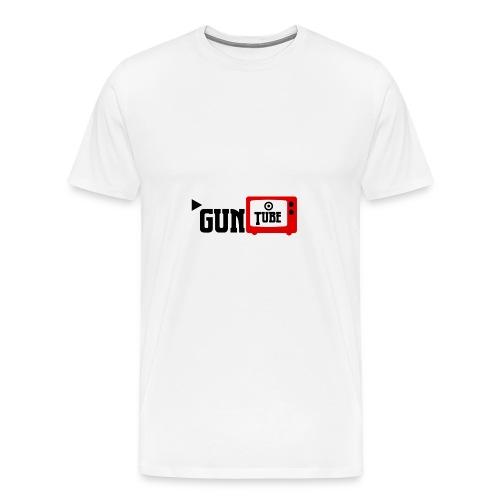 GunTube Original - Men's Premium T-Shirt