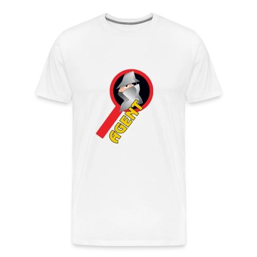 Agent png - Men's Premium T-Shirt