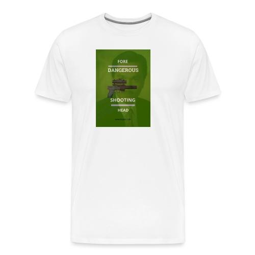 Myself Gun Kitchen Father Death's Graphic Novel - Men's Premium T-Shirt