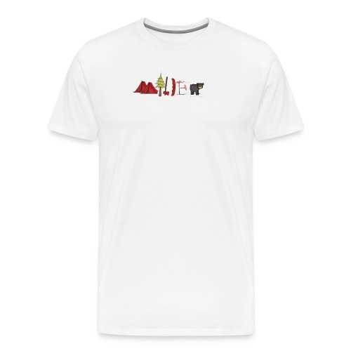 milder family reunion - Men's Premium T-Shirt