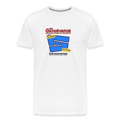 John Vinkemulder png - Men's Premium T-Shirt