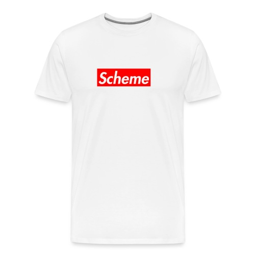 Supreme Scheme - Men's Premium T-Shirt