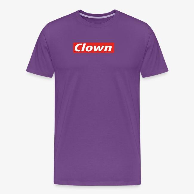 Clown box logo