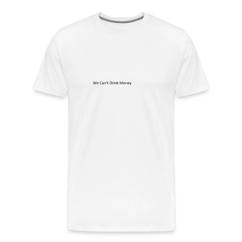 Stop Fracking Movement - Men's Premium T-Shirt