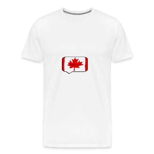 Canada, Eh! - Men's Premium T-Shirt