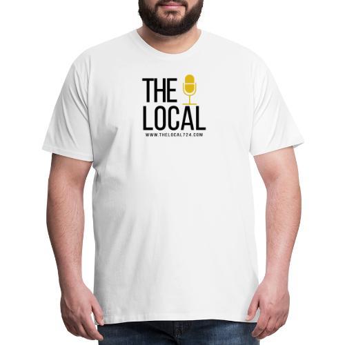Local transparent - Men's Premium T-Shirt
