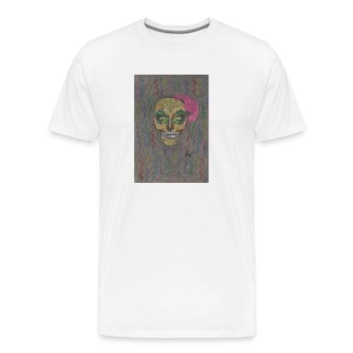 Dia De Muertos - Men's Premium T-Shirt