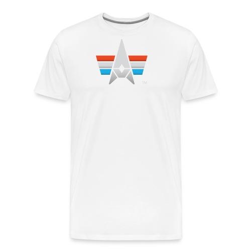 BHK Icon full color stylized TM - Men's Premium T-Shirt