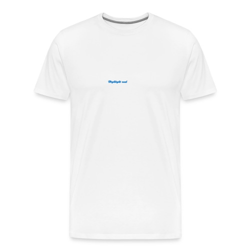 highlight real merchandise - Men's Premium T-Shirt
