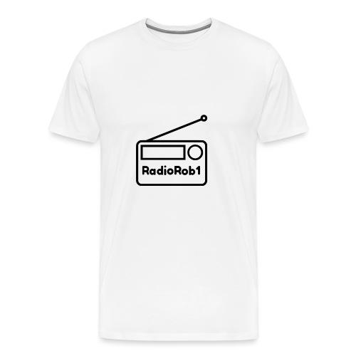 RadioRob1 - Men's Premium T-Shirt