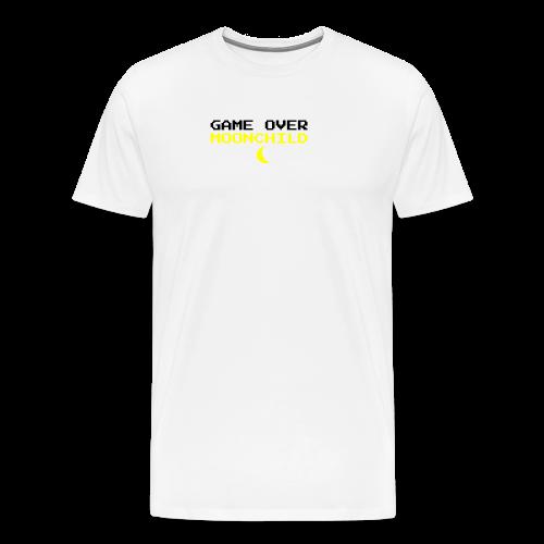 Game Over Moonchild - Men's Premium T-Shirt