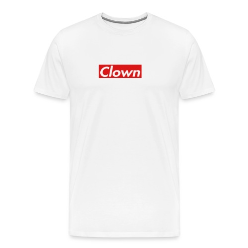 halifax clown sup - Men's Premium T-Shirt