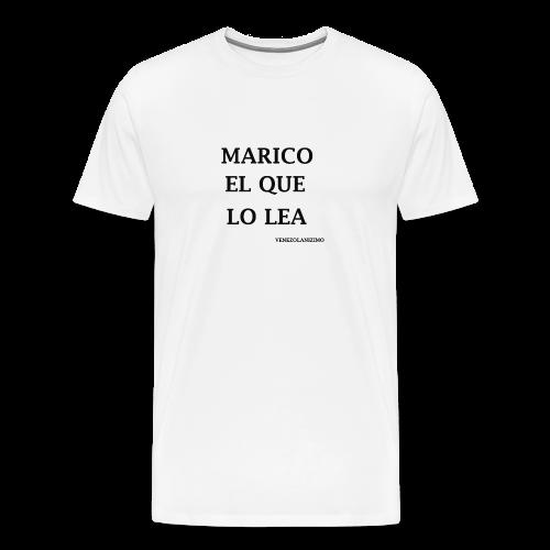 MARICOELQUELOLEA - Men's Premium T-Shirt